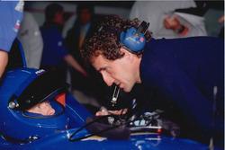 Эммануэль Коллар, тесты в Prost F1