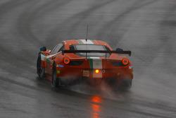 #81 AF Corse Ferrari sideways