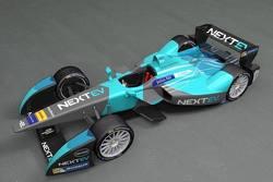 Nelsinho Piquet na Fórmula E 2015/2016