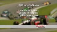 2011 Toronto - IndyCar - Qualification
