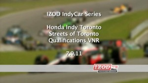 2011 Toronto - IndyCar - Qualification