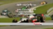 2011 Iowa - IndyCar - Qualification