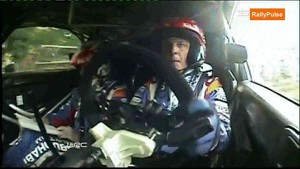 WRC Rally Germany 2011 - Crashes in Day 3