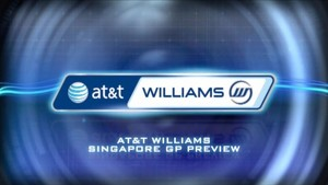 AT&T Williams F1 - Singapore GP Preview