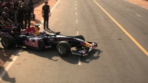 Red Bull Speed Street India