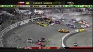 Big Pile-Up - Richmond International Raceway 2011