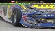 Labonte Crashes - Atlanta Motor Speedway 2011