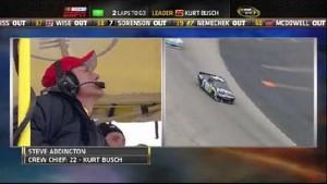 Kurt Busch Takes Dover! - Dover International Speedway 2011