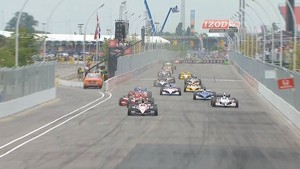 2012 - IndyCar - Toronto - Preview