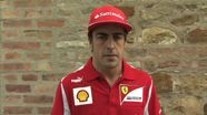 Scuderia Ferrari 2012 - Belgian GP Preview - Fernando Alonso