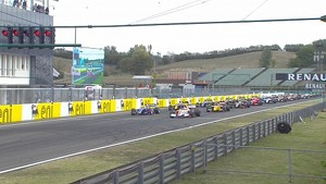 Formula Renault 3.5 Hungaroring News 2012 - Race 2