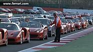 2012 Ferrari Guinness World Record
