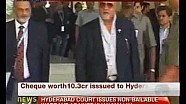 Non-bailable warrant against Vijay Mallya over bounced cheque