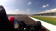 Mario Andretti First Lap at Circuit of the Americas in a Lotus 79