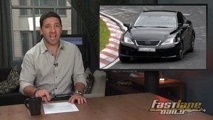 Suzuki Leaves US, 2014 Maserati Quattroporte, 2014 Lexus IS-F, & Sandy Causes Fisker Fires