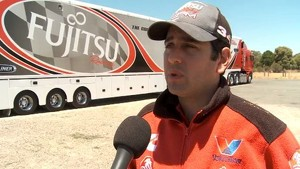 New Young Gun of V8 Supercars - Interviews