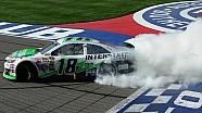NASCAR Auto Club extended race highlights