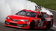 Victory for Matt Kenseth in Kansas!