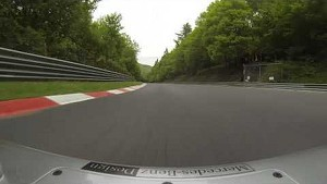 Michael onboard lap at the Nordschleife