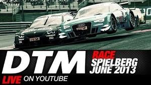 DTM - Spielberg 2013 - Race (Re-Live)