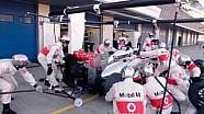 Jenson Button's F1 Pitstop Masterclass