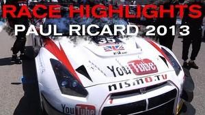 BLANCPAIN ENDURANCE SERIES 2013 - PAUL RICARD - RACE HIGHLIGHTS