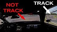 CAREFUL! Spin off during Zandvoort practice run - ONBOARD - NISSAN GT-R NISMO GT3