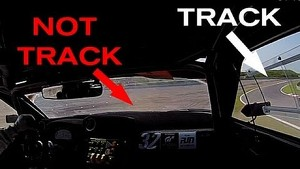 CAREFUL! Spin off during Zandvoort practice run - ONBOARD - NISSAN GT-R NISMO GT3
