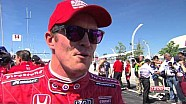 Scott Dixon on Pole for race 2 in Toronto