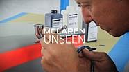 McLaren Unseen - Airbrush Artist