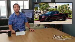Comic-Con Super-Truck, Detroit Bankrupt, Pixar Car Show, BMW M4 Kit, & CoW!