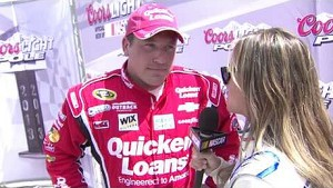 Newman wins 50th pole award