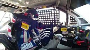 In-car camera | Dale Earnhardt Jr. hits the wall at Michigan