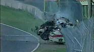 BMW M3 Spectacular Crash at Mid-Ohio