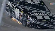 NASCAR Sparks Fly from Jimmie Johnson | Federated Auto Parts 400, Richmond (2013)