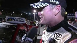 NASCAR Victory Lane with Timothy Peters | 2013