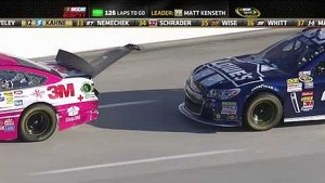Tempers Flare After Sprint Cup Race