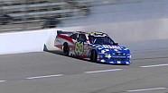 NASCAR Travis Pastrana avoids disaster | Texas Motor Speedway (2013)