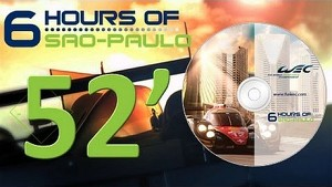 Highlights - Round 4 / 2013 FIA WEC 6 Hours of Sao Paulo - Review