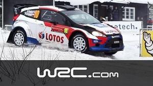 Robert Kubica Special/ Rally Sweden 2014