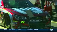 [2/19/2014] Big Daytona 500 Practice Crash + Kligerman Flip