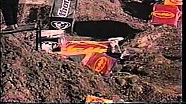 Ricky Carmichael's Horrific Crash At Las Vegas Supercross 1999