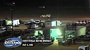 Highlights: World of Outlaws Late Model Series Fayetteville Motor Speedway May 2nd, 2014
