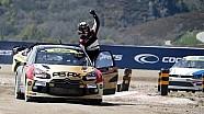 2014 World Rallycross - Montalegre RX Sunday Highlights