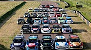 #LYDDENRX PREVIEW - 2014 FIA WORLD RALLYCROSS CHAMPIONSHIP