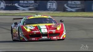 Le Mans 24 Hours - Double pole position for AF Corse Ferraris