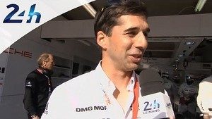 Le Mans 2014: Interview with Neel Jani