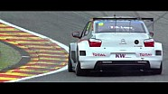 Pechito Lopez presents the Spa-Francorchamps circuit - Citroën WTCC 2014