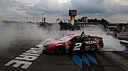 Keselowski lands the sweep in New Hampshire