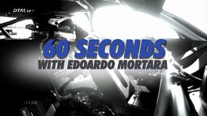 DTM Moscow 2014 - 60 Seconds with Edoardo Mortara